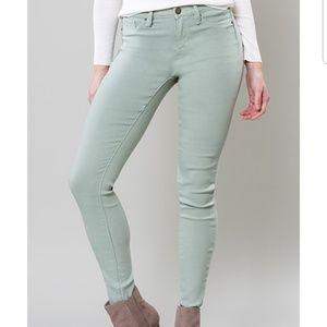 YMI brand  WAnna Better Butt? Style  high rise sea